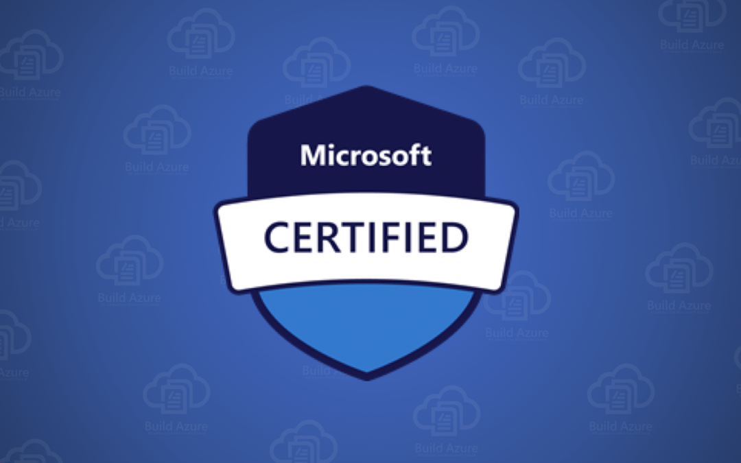 Introducing Role-based Microsoft & Azure Certification Shakeup