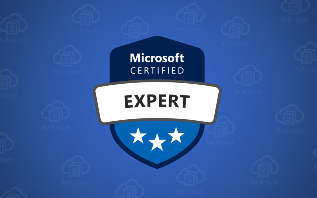 What are the Microsoft Certified Expert Certifications?