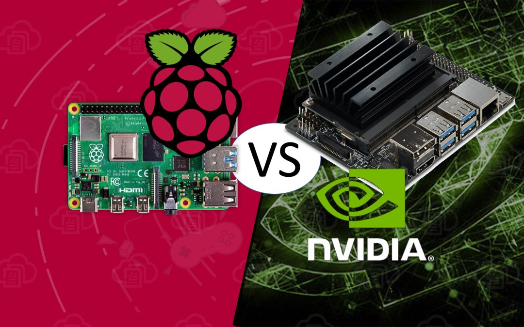 Raspberry Pi 4 vs NVIDIA Jetson Nano Developer Kit