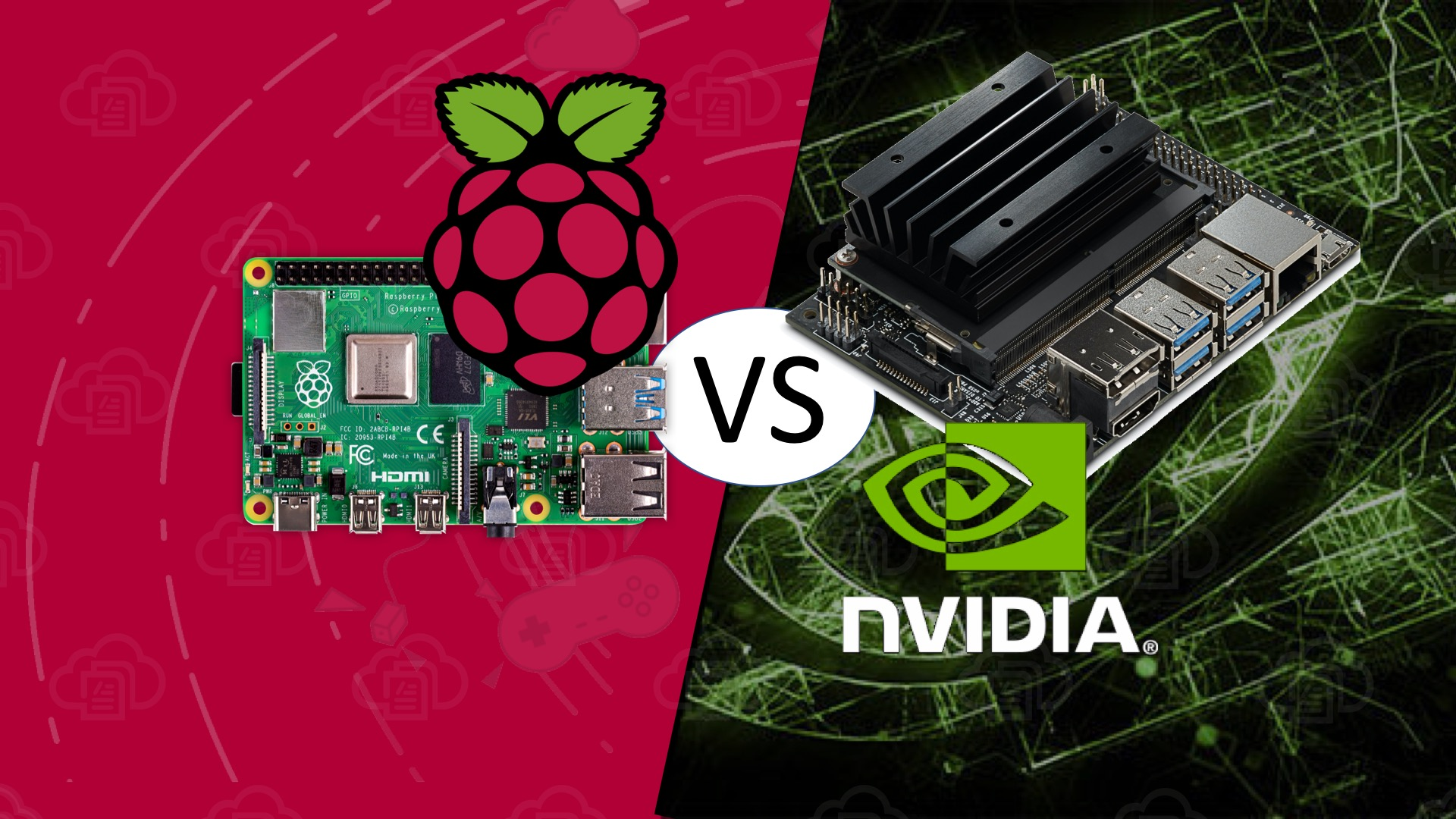Raspberry Pi 4 vs NVIDIA Jetson Nano Developer Kit 6