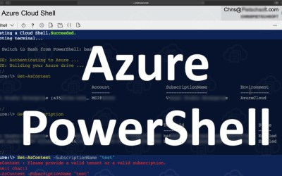 Azure PowerShell Cmdlet Naming Convention and Discoverability