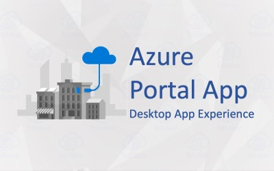Azure Portal App for Windows in Preview
