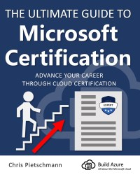 Book Launch: Ultimate Guide to Microsoft Certification 1