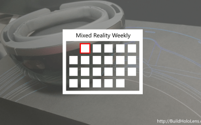 Mixed Reality Weekly: Apr 3, 2017