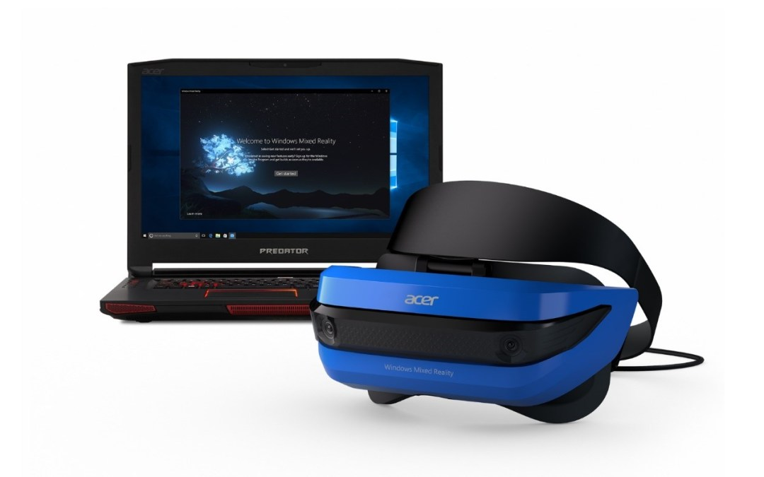 Windows Mixed Reality Kits Available for Pre-Order Now!