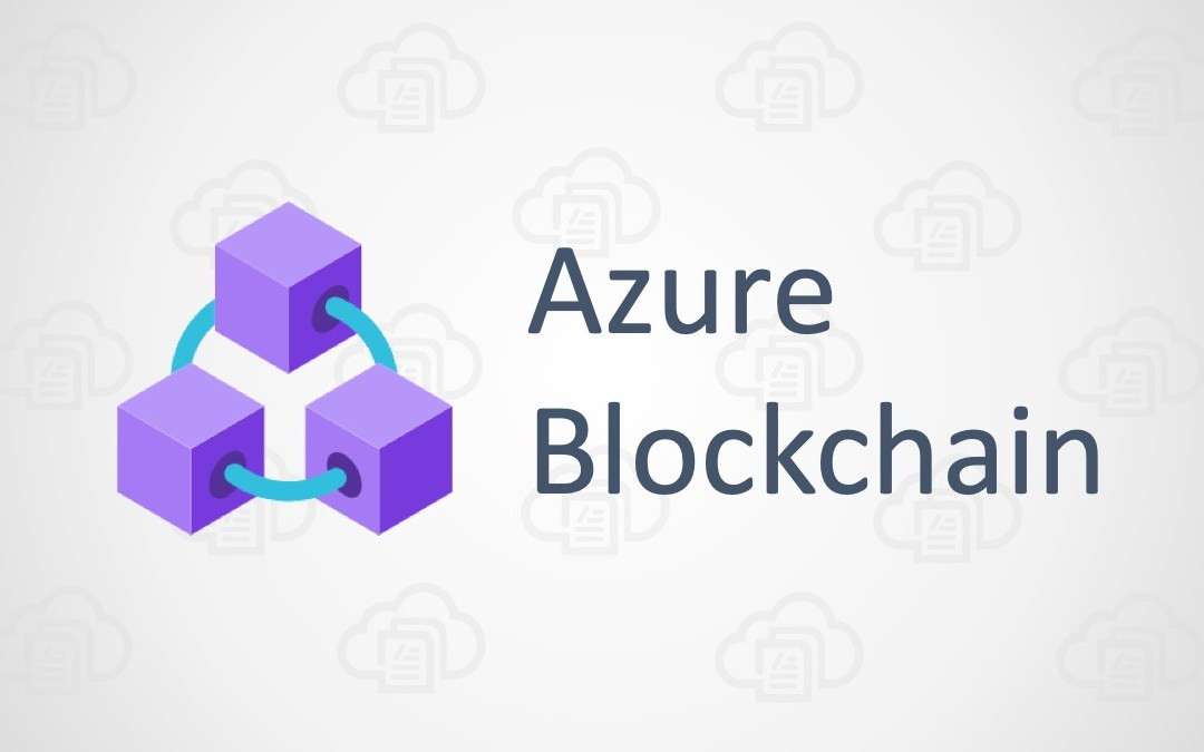 Azure Blockchain Hands-on Lab – Microsoft Cloud Workshop
