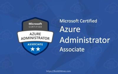 AZ-104 Microsoft Azure Administrator Certification Exam