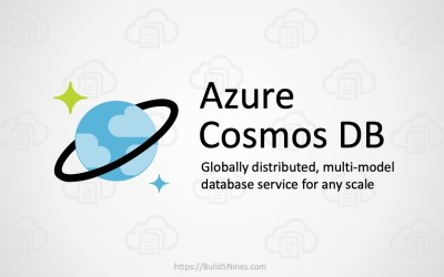 Azure Cosmos DB Free Tier Now Available