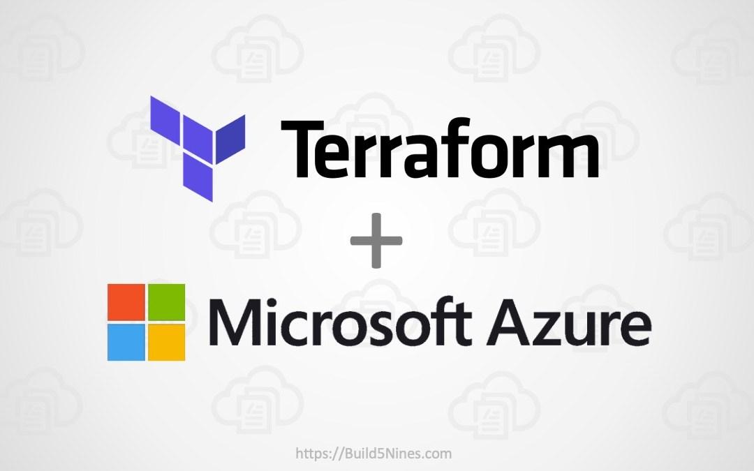 Get Started with Terraform on Azure