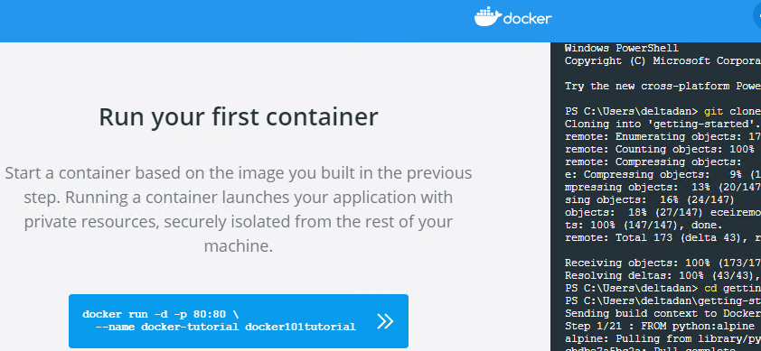 Docker development VM in Azure 7