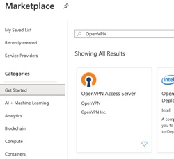 Easy to Use VPN with OpenVPN in Azure 20