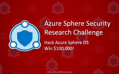 Microsoft Azure Sphere's $100K IoT Hacker Bounty Challenge
