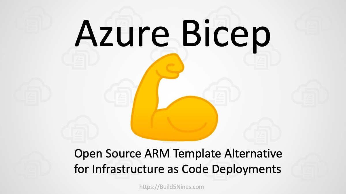 Azure Bicep Roadmap Q4'20 into 2021