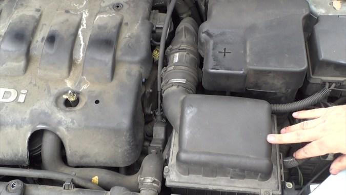 Si votre véhicule a un débitmètre d'air, le calculateur moteur a peut être mémorisé un défaut