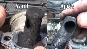 Nettoyer une vanne EGR sans démontage