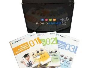 RoboRobo Kit – Robotics & Coding (Advanced)