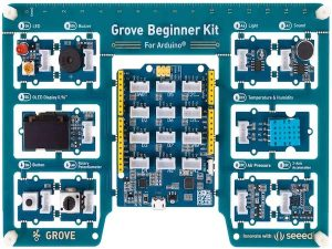 Grove Beginner Kit and Accessories for Arduino