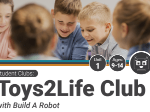 Build a Robot Toys2Life Club (Subscription)