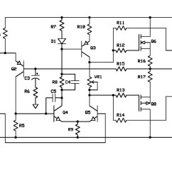 Audio Amplifier Circuit Diagram With Layout Solar Cell Wiring Project 5 Buildaudioamps Mpa1 100w Mosfet Schematic Page 001