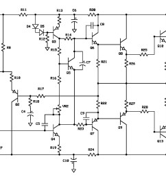 2sc5200 2sa19 43 amplifier circuit project2 schematic diagram page 001 2sc5200 2sa1943 amplifier circuit [ 2768 x 1331 Pixel ]