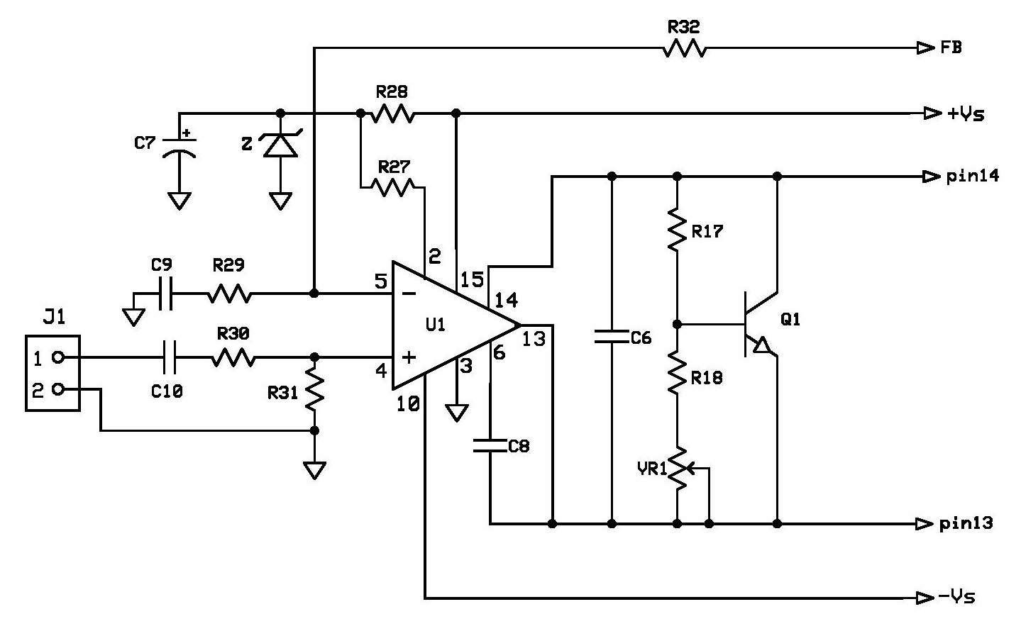 Variac Power Supply