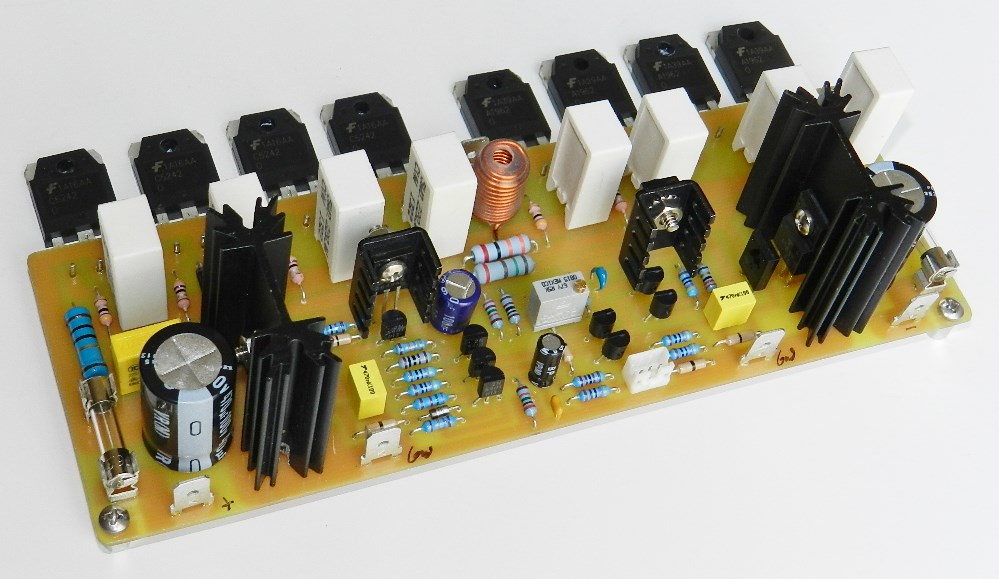 Operation Of The Electronic Voltage Regulator Circuit Before Giving