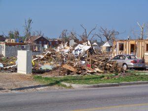 Storm damage to wood-frame homes