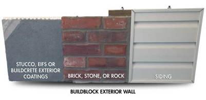 BuildBlock Exterior Wall
