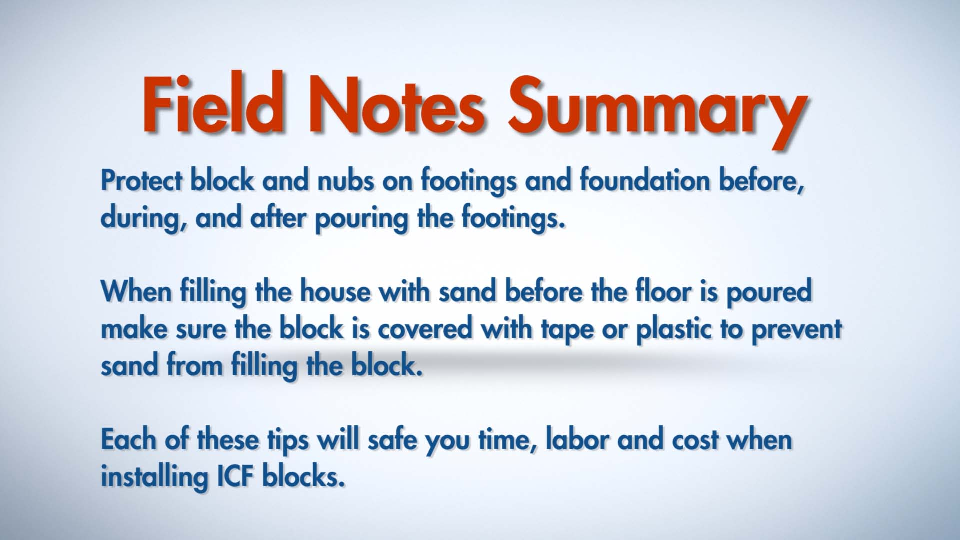 BuildBlock Field Notes: Protect Your Block