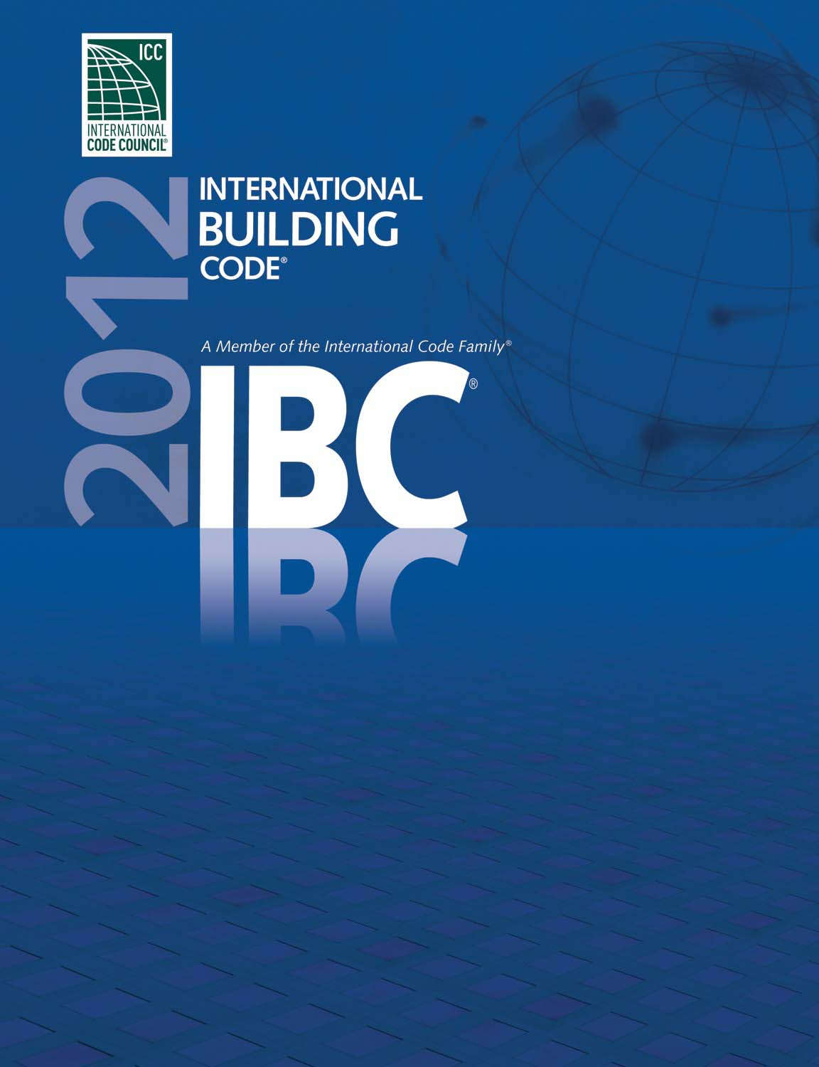 2012 IBC Builidng Codes Cover