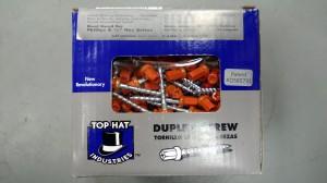 Duplex Screws Packaging