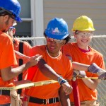 2014 Construction Workers of Tomorrow, Energy Efficient Building Envelope Class 1
