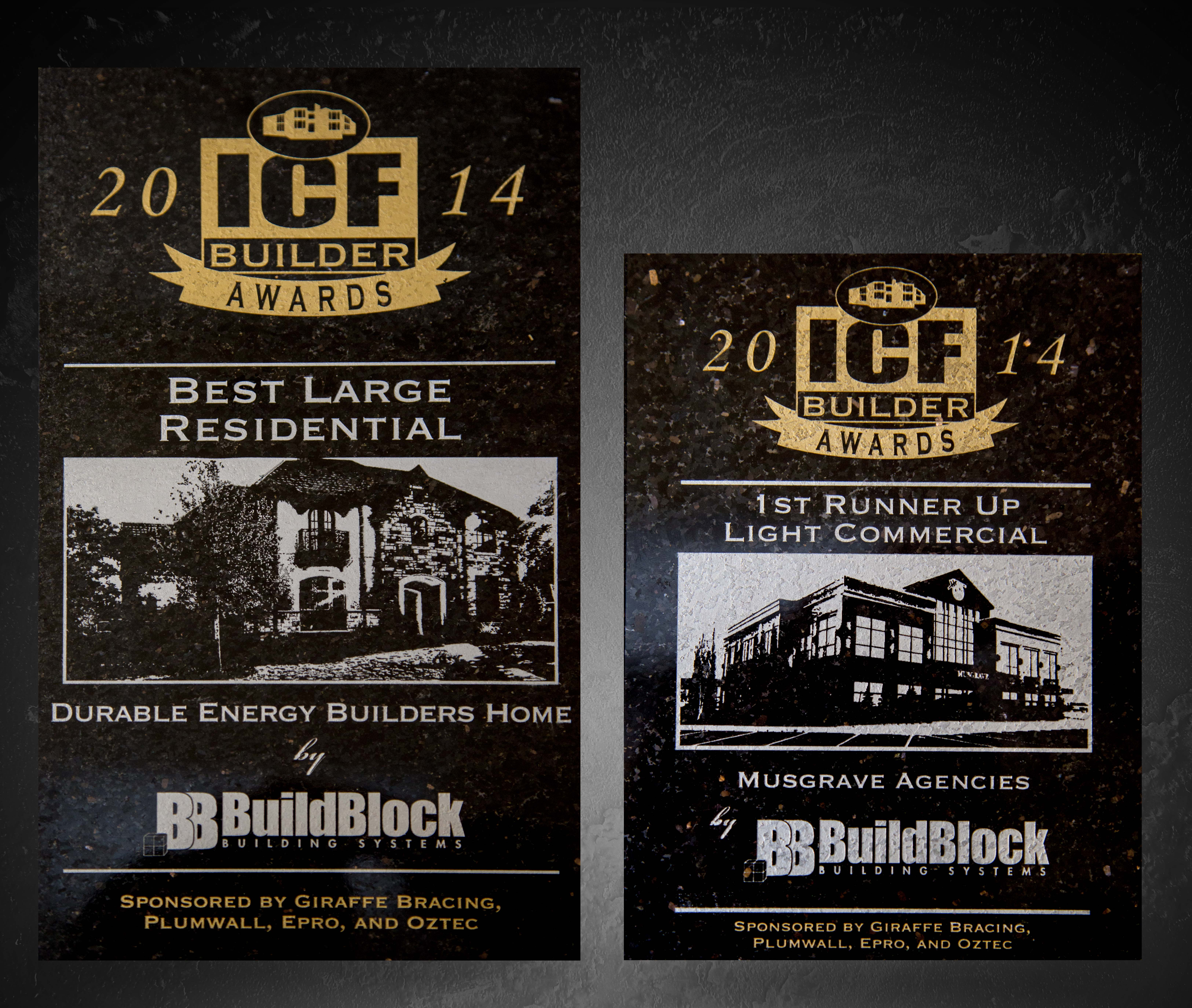Press Release: BuildBlock Building Systems Projects Win Two National Awards
