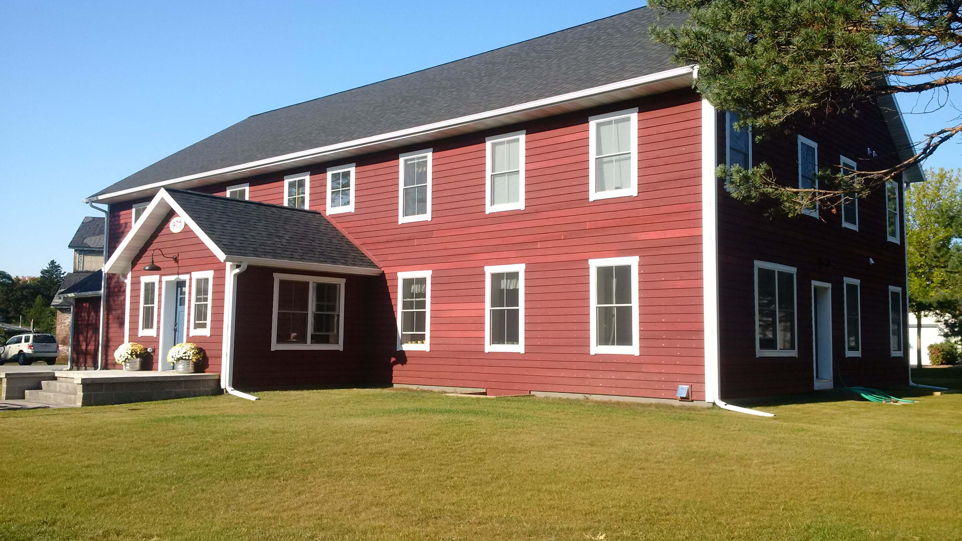 Nestledown B&B Uses BuildBlock ICFs To Create Energy-efficient Lodging
