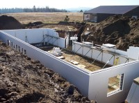 Why build an ICF basement with BuildBlock ICFs?
