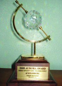 Aurora award 1