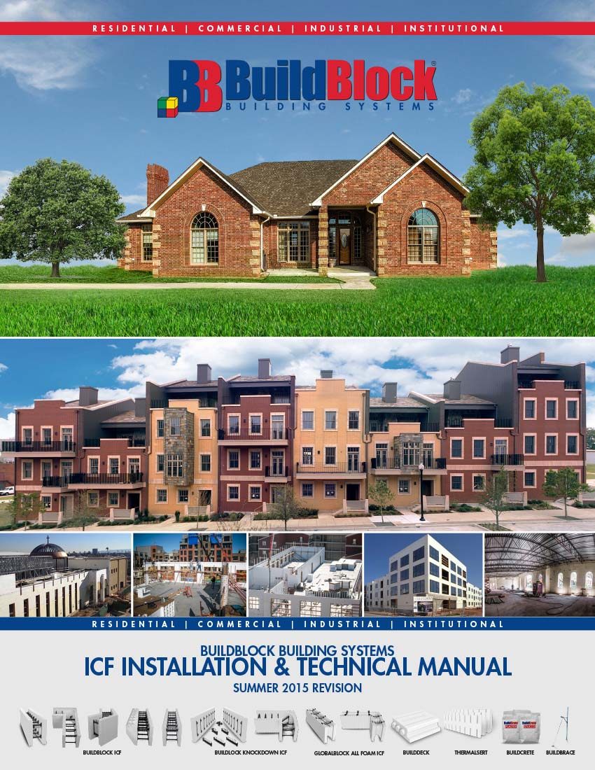 BuildBlock Technical & Installation Manual 2015