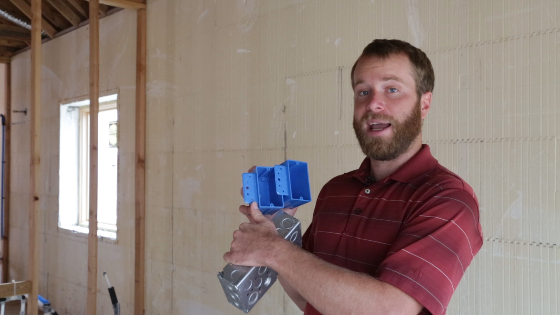 How to Install Electrical Wiring Into ICF Walls