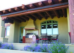 Santa Fe, New Mexico Green Building with BuildBlock ICFs