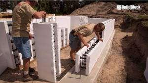 Basic ICF Construction in 22 Steps