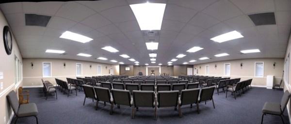 Kingdom Hall, yazoo City, MS