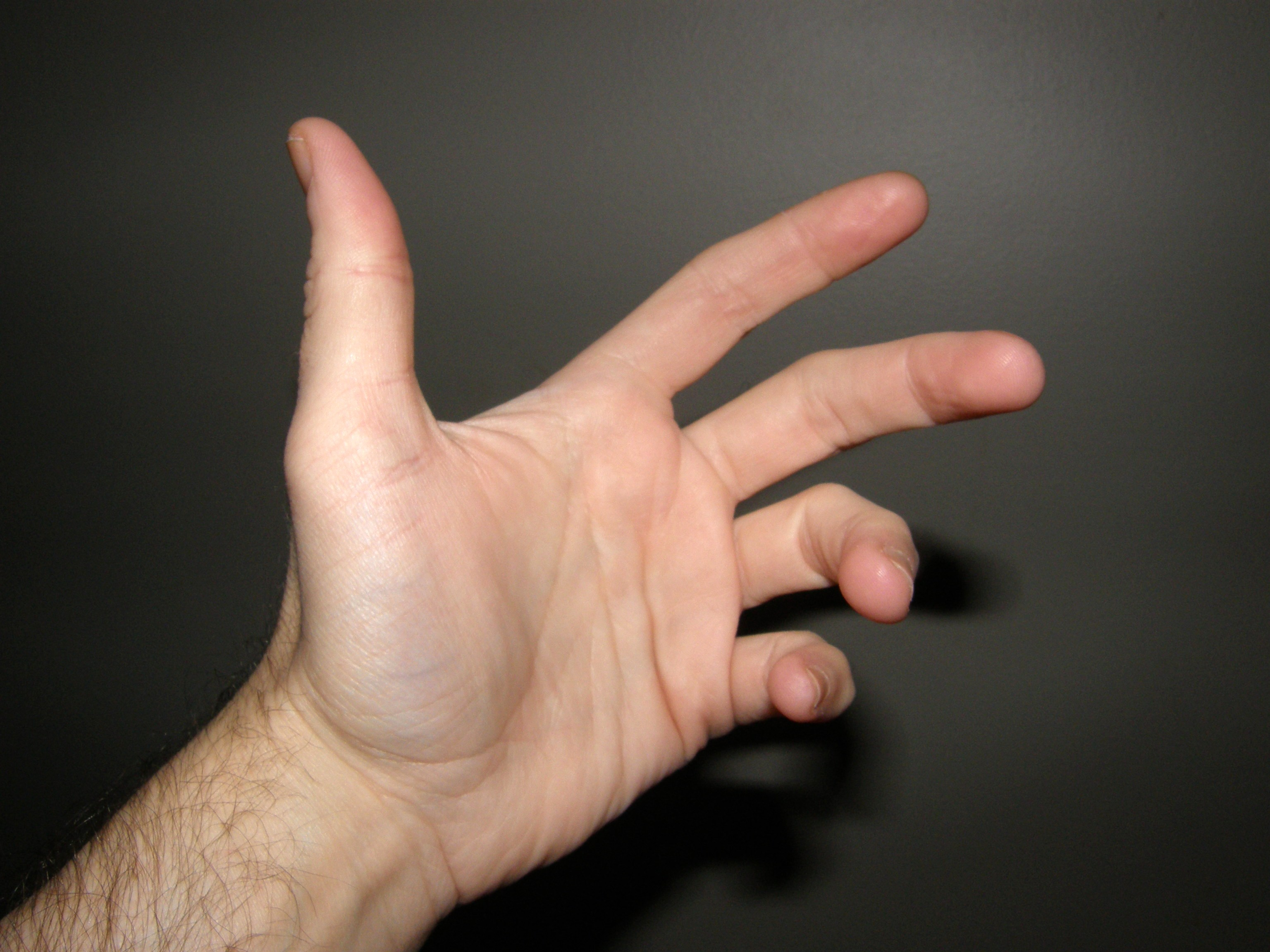 use hand gestures in
