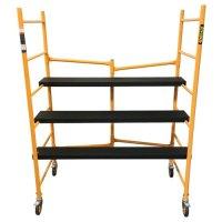 Portable heavy duty scaffolding y renegade