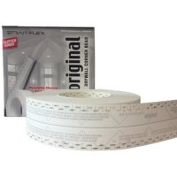 "Strait Flex Original Corner Tape with Slots 2-3/8""x100'"