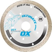Ultimate Cuts All Tiles 5-Inch Diamond Blade