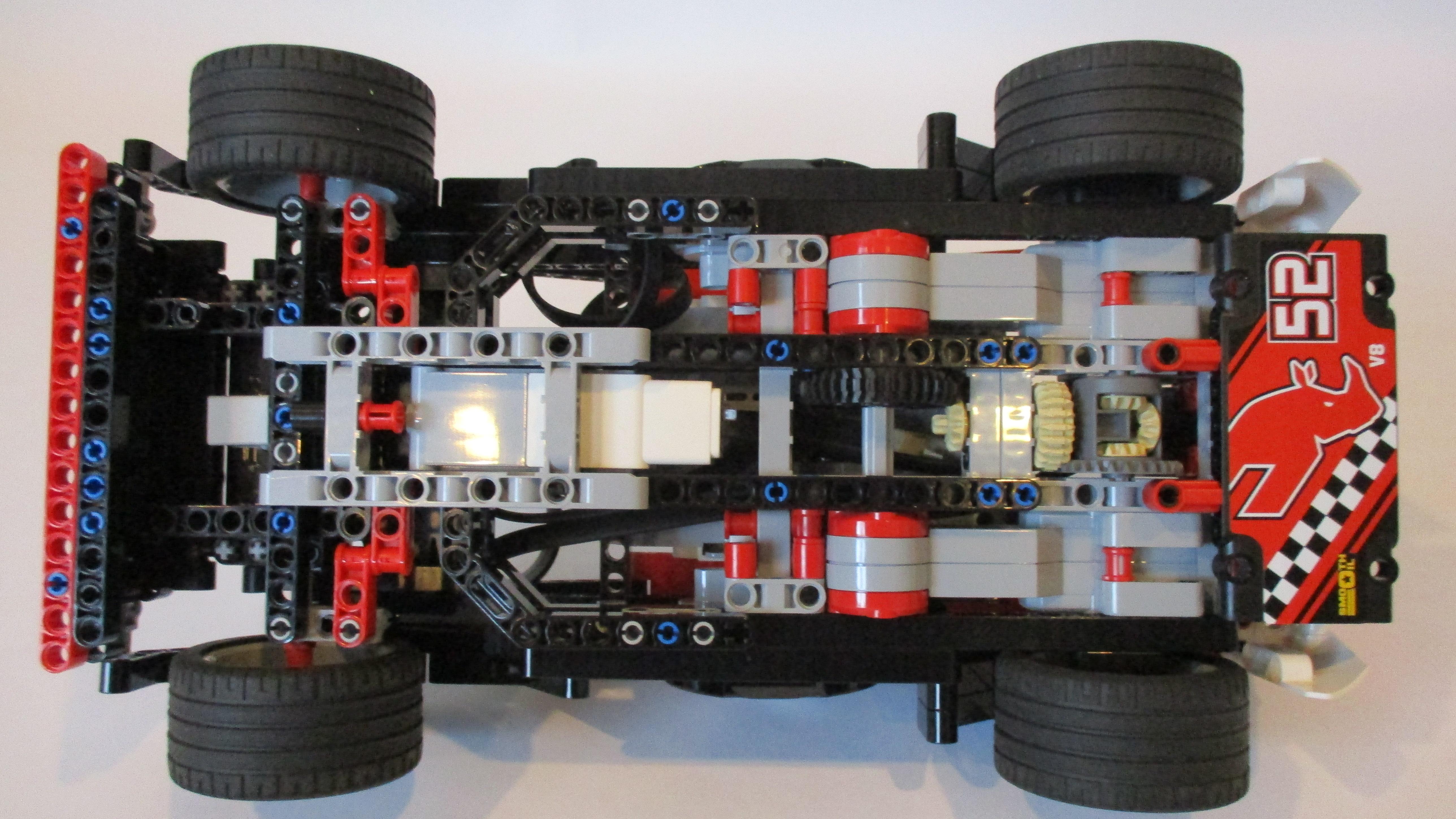 Ev3 Large Motor Lego Quot Fllying Tortoise Quot Ev3 Robot Base