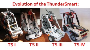 Evolution of the ThunderSmart