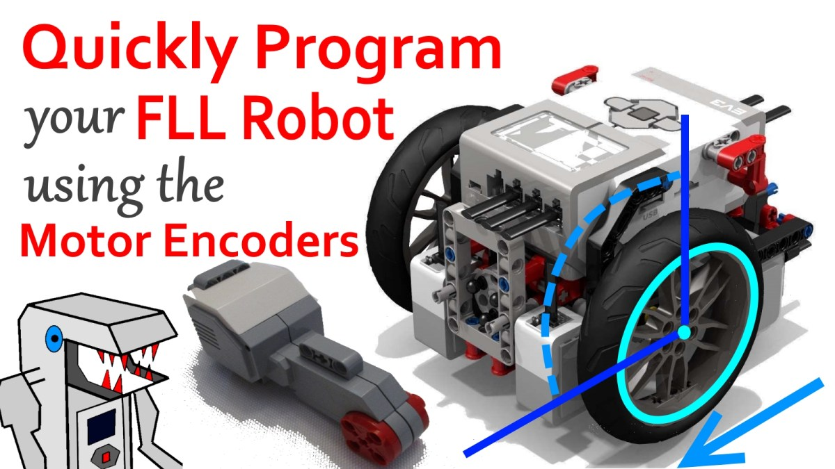 Quickly Program An Fll Robot With Port View And Ev3 Motor