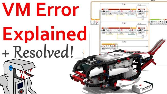 Ev3 Vm Instruction Break Error The Cause Solution Explained