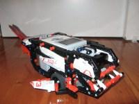 Timmyton 5.5 (2014)  Builderdude35's MINDSTORMS Robots